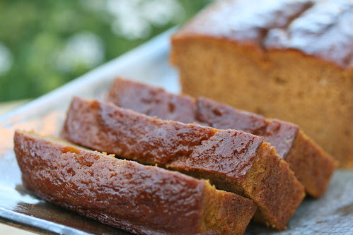Food Librarian - Martha Stewart Pumpkin Bread