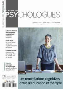 Le Journal des psychologues 2014/7