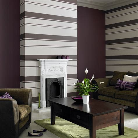 living room wallpaper ideas    decoration wisma