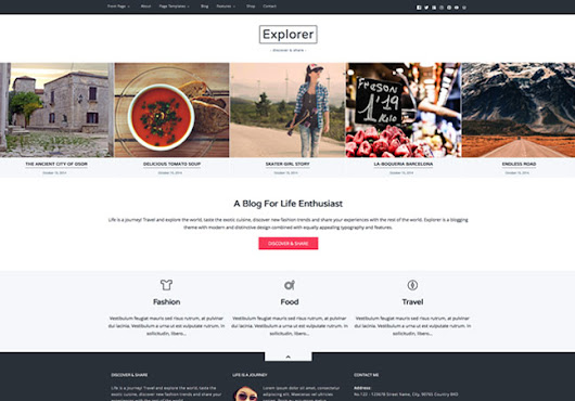 Anariel Design | WordPress Themes & Website Templates