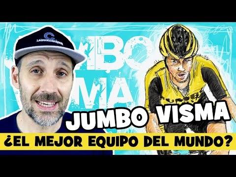 JUMBO VISMA 2020 ¿Posiblemente EL MEJOR EQUIPO DEL MUNDO? - Alfonso Blanco