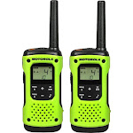 Motorola - Talkabout 35-Mile, 22-Channel FRS/GMRS 2-Way Radio (Pair) - Green