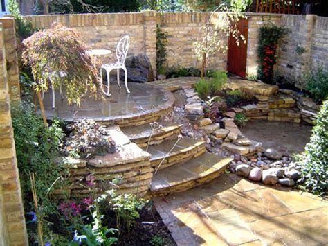 rock garden ideas  small gardens home design ideas