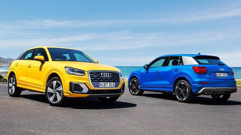 To Audi Q2