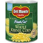 Del Monte Fresh Cut Golden Sweet Whole Kernel Corn 29oz