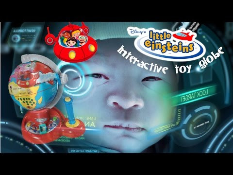 Little Einsten Toy Unboxing by I Am Jarvis channel