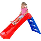Palplay S718 Outdoor Folding Slide, Red/Blue