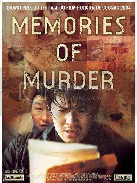 2003 - Memories of Murder - 445x593