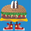Score Snicker Burger on Threadless