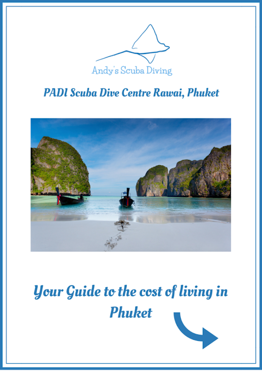 Guide to the cost of living in Phuket - grab today!