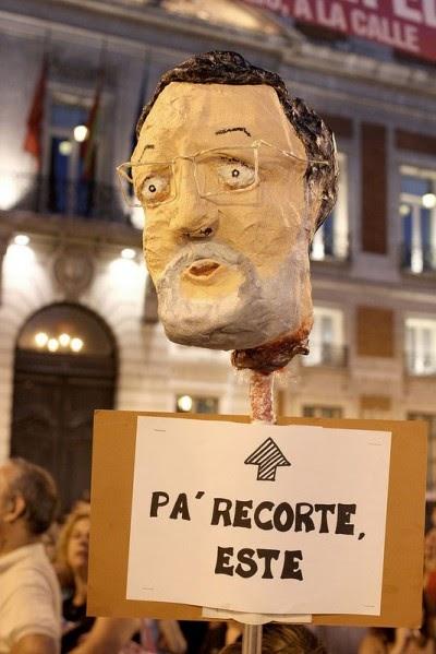 Cortes fazem disparar desemprego em Espanha