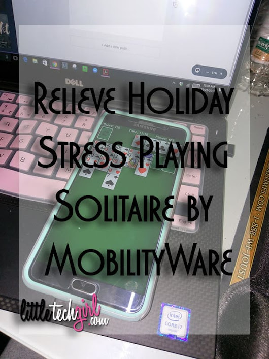 Relieve Holiday Stress Playing Solitaire by MobilityWare