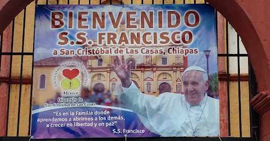 El Papa, the Day the Pope Visited San Cristobal