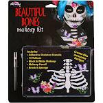 Skeleton Makeup Kit Beautiful