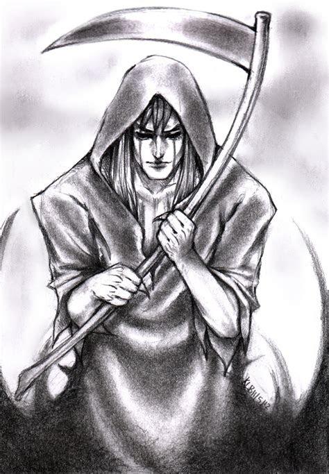 grim reaper  dark spectrumds  deviantart