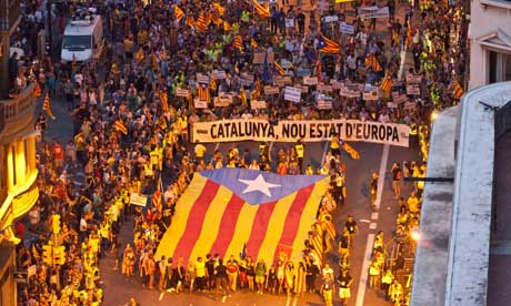 Spain has let Catalonia down, now it must let it go