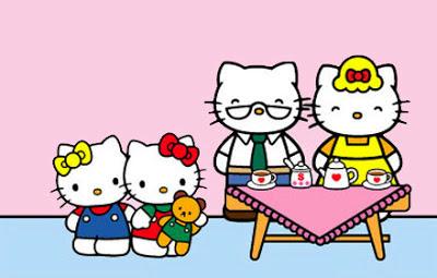 Unduh 87+ Gambar Hello Kitty Family Terbaik Gratis