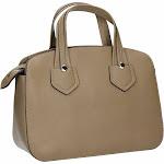 Furla Giada handbag small Brown
