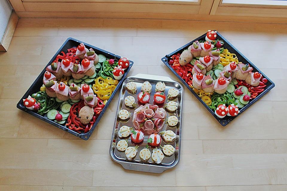 Geburtstag Essen Ideen