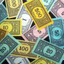 banconote Monopoly