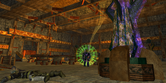 EverQuest II: Expansion Prelude Event - Strange Sensations - Pivotal Gamers