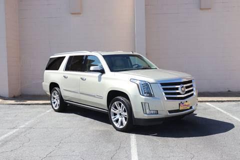 Cadillac Suv Xl5