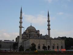 Yeni Mosque, Istanbul, Turkey