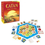 ASMODEE Catan Trade, Build And Settle Board Game