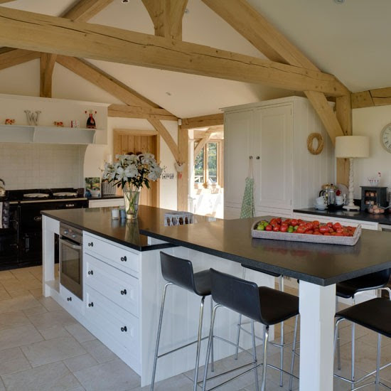 Kitchen | Rustic new-build house | Country Homes & Interiors house tour | PHOTO GALLERY | housetohome