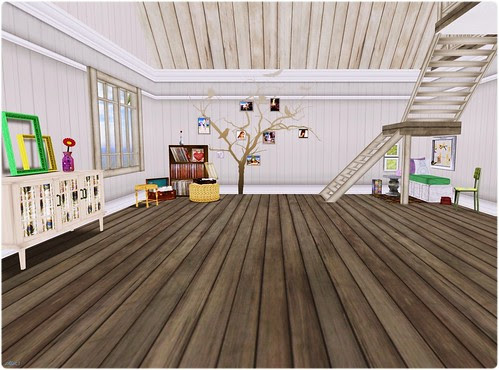 Style - Ariel, Living Room 1