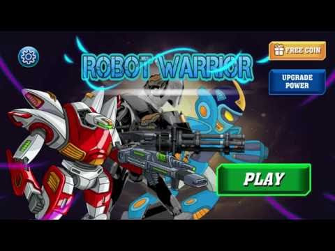 Robot Warrior - Android Apps on Google Play