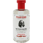 Thayers Witch Hazel with Aloe Vera AlcoholFree Toner Rose Petal 12 oz.