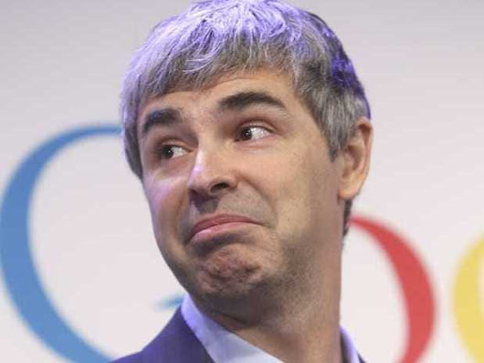 Larry Page Tries His Best To Convince Us That Google+ Isn't Dead