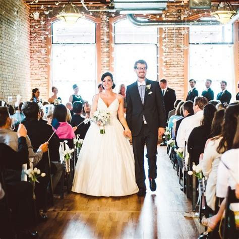 A Day Block Event Center Wedding in Minneapolis, Minnesota