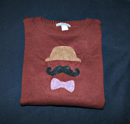 DIY - personalizzare un maglione