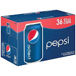 Pepsi, 36 Ct, 12 Fl oz Cans