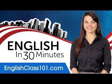 Learn All the English Basics You Need
