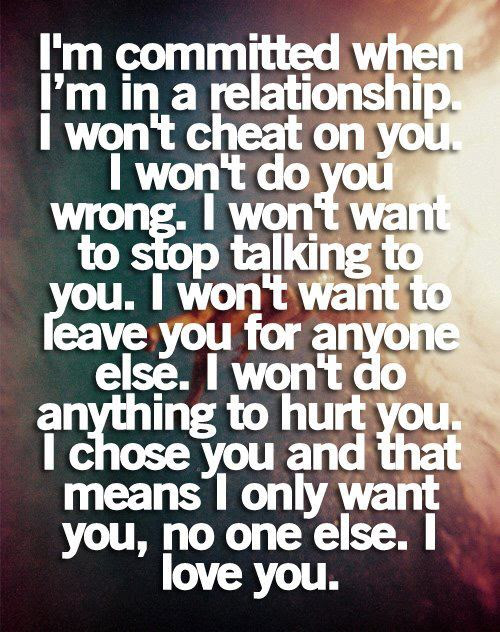 Quotes About Committed Relationship 68 Quotes