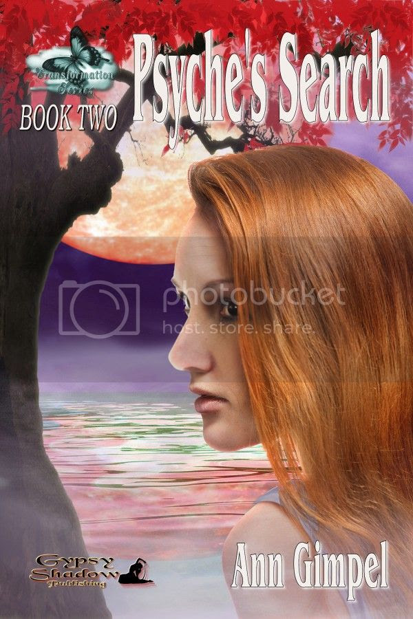 Psyches Search book 2 cover