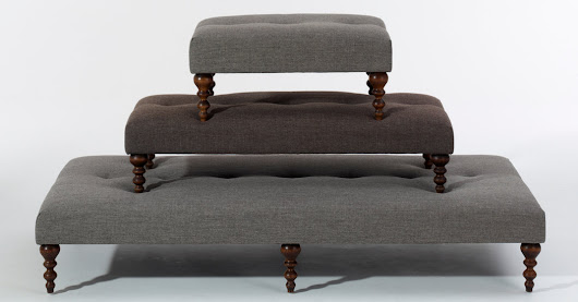 Shopping Guide: Ottomans