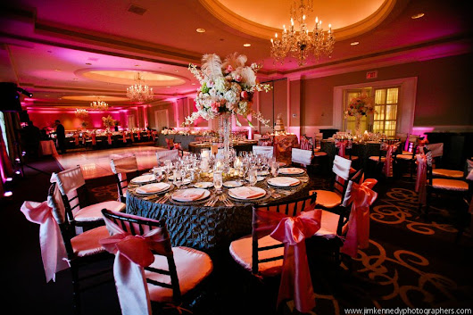 New Lighting Trends-Wedding Receptions, Parties, Special Events