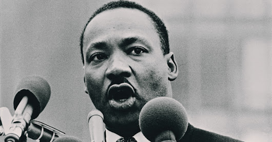 Martin Luther King Jr. Saw Three Evils in the World