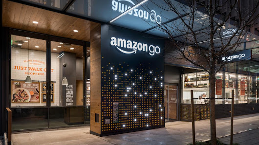Amazon (NASDAQ: AMZN) just unveiled its new grocery concept — and Publix should be terrified - Nashville Business Journal