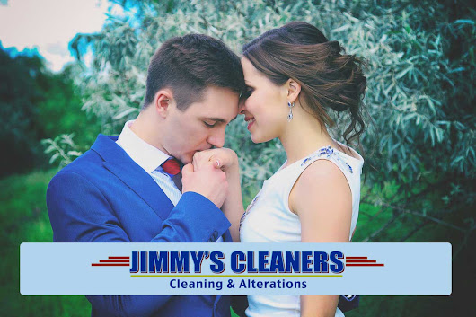 A-1 Brentwood Shirt Cleaning Services For the Executive In You - Jimmy's Cleaners