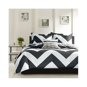 Black and White Twin Comforter | eBay