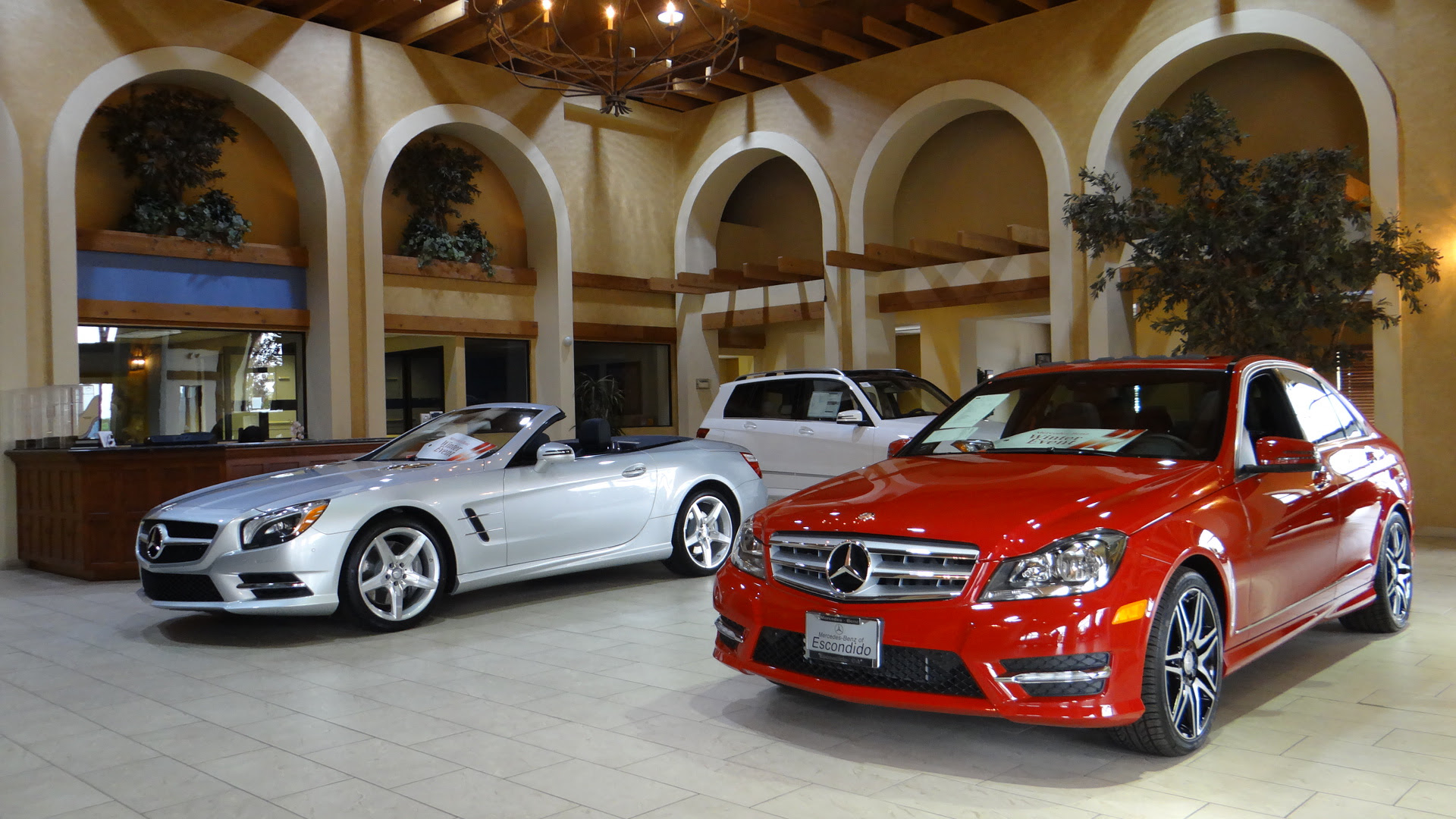 Mercedes-Benz of Escondido in Escondido, CA - (760) 745-5...