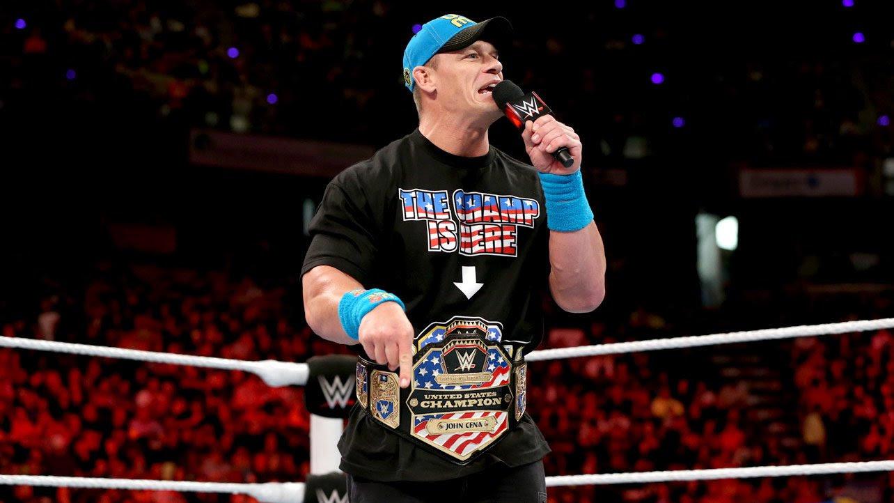 John Cena zmierzy się z wielką gwiazdą NXT na live evencie