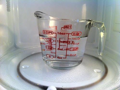 Boil Water in Microwave