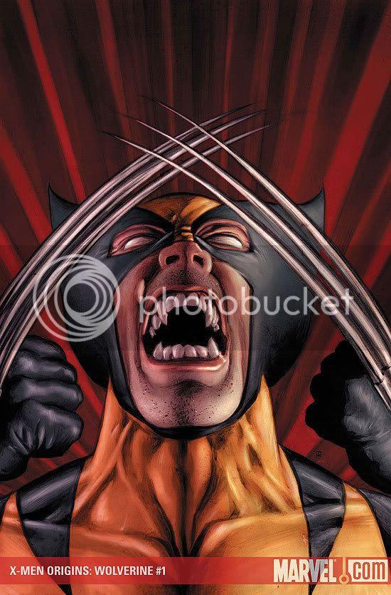 X-men Origins: Wolverine