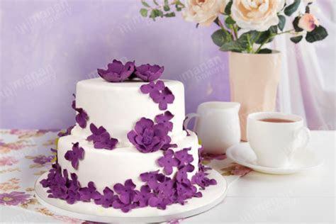 Wedding Cake Windy Flowers   Wedding Cakes